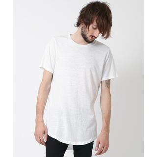 ノーアイディー(NO ID.)のNO ID. ノーアイディー 天竺ラウンジルーズTシャツ(Tシャツ/カットソー(半袖/袖なし))