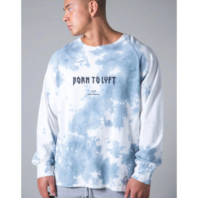 adidas(アディダス)のLYFT タイダイ染め ロンT M CRONOS MARS ARES XENO メンズのトップス(Tシャツ/カットソー(七分/長袖))の商品写真