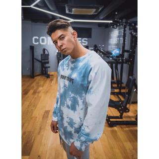アディダス(adidas)のLYFT タイダイ染め ロンT M CRONOS MARS ARES XENO(Tシャツ/カットソー(七分/長袖))