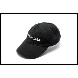 Balenciaga - BALENCIAGA ロゴ 17SS キャップ L■04bm08013650