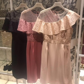 Lily Brown - リリーブラウン ドレス