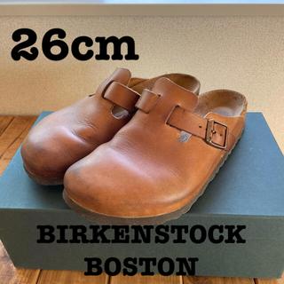 BIRKENSTOCK - <経年変化>ビルケンシュトック ボストン