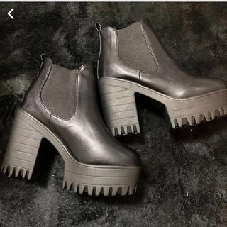 GRL - サイドゴア ブーツ
