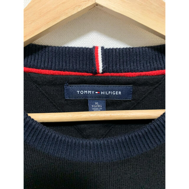 TOMMY HILFIGER(トミーヒルフィガー)のtommy  ニット セット売り(バラ売り可) メンズのトップス(ニット/セーター)の商品写真
