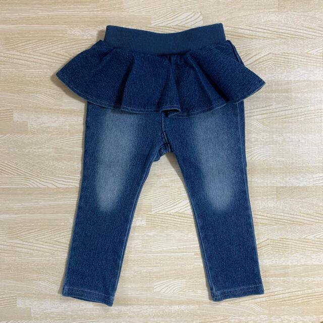 petit main(プティマイン)のプティマイン セット売り トップス デニムパンツ キッズ/ベビー/マタニティのベビー服(~85cm)(Tシャツ)の商品写真