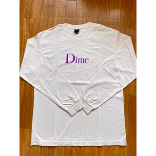 Supreme - Dime ロンT ロングスリーブ L
