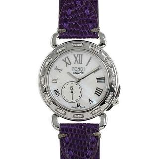 フェンディ(FENDI)のフェンディ セレリア クォーツ 時計 /RF2(腕時計(アナログ))