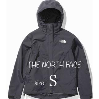 THE NORTH FACE - 美品  ノースフェイス  スクープジャケット  黒  S