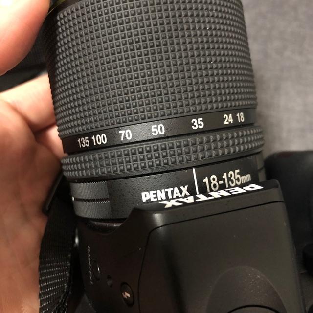 PENTAX(ペンタックス)のPENTAX k-70 デジタル一眼レフカメラ スマホ/家電/カメラのカメラ(デジタル一眼)の商品写真