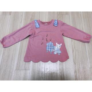 クーラクール(coeur a coeur)のクーラクール 長袖 95cm(Tシャツ/カットソー)