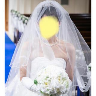 タカミ(TAKAMI)のタカミブライダル  ロング ベール(ウェディングドレス)