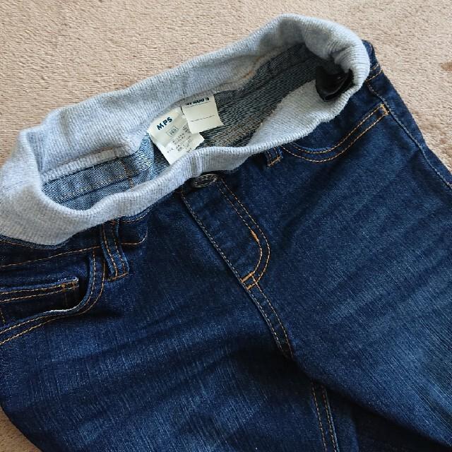 MPS デニム 130cm キッズ/ベビー/マタニティのキッズ服男の子用(90cm~)(パンツ/スパッツ)の商品写真