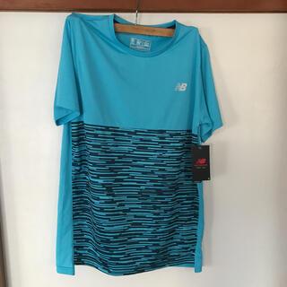 ニューバランス(New Balance)のnew balance 新品 Tシャツ M(Tシャツ/カットソー(半袖/袖なし))