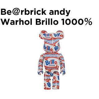 """メディコムトイ(MEDICOM TOY)のBE@RBRICK ANDY WARHOL """"Brillo"""" 1000%(フィギュア)"""