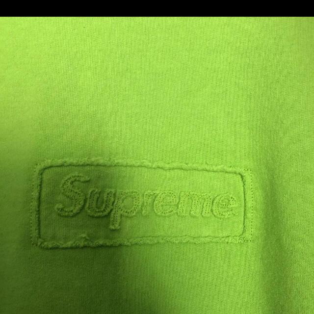 Supreme(シュプリーム)のSupreme cutout logo crewneck メンズのトップス(スウェット)の商品写真