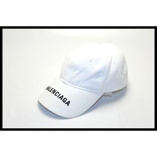 Balenciaga - BALENCIAGA ロゴ キャップ L■04ka08408400