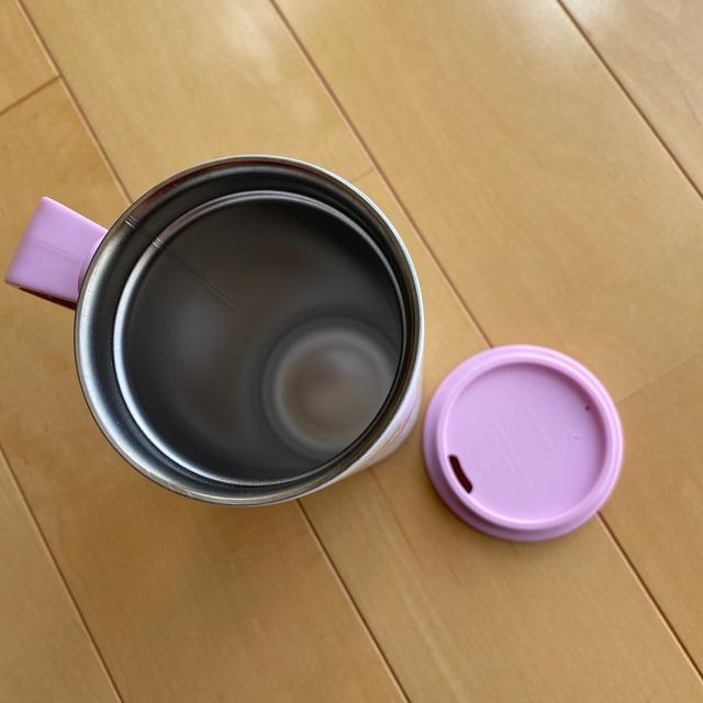 Starbucks Coffee(スターバックスコーヒー)のスターバックス サクラ タンブラー & いちご巾着 インテリア/住まい/日用品のキッチン/食器(タンブラー)の商品写真