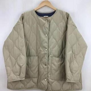 SM2 - サマンサモスモスキルティングジャケット