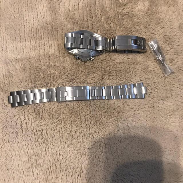 金属ベルト20ミリ新品未使用 メンズの時計(金属ベルト)の商品写真