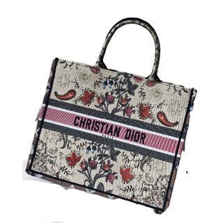 Christian Dior - 大人気 DIORトートバッグ book tote small