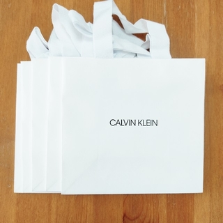 Calvin Klein - CALVIN KLEIN ブランド袋 5枚
