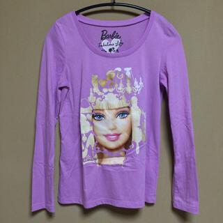 バービー(Barbie)のBarbie Tシャツ(Tシャツ(長袖/七分))