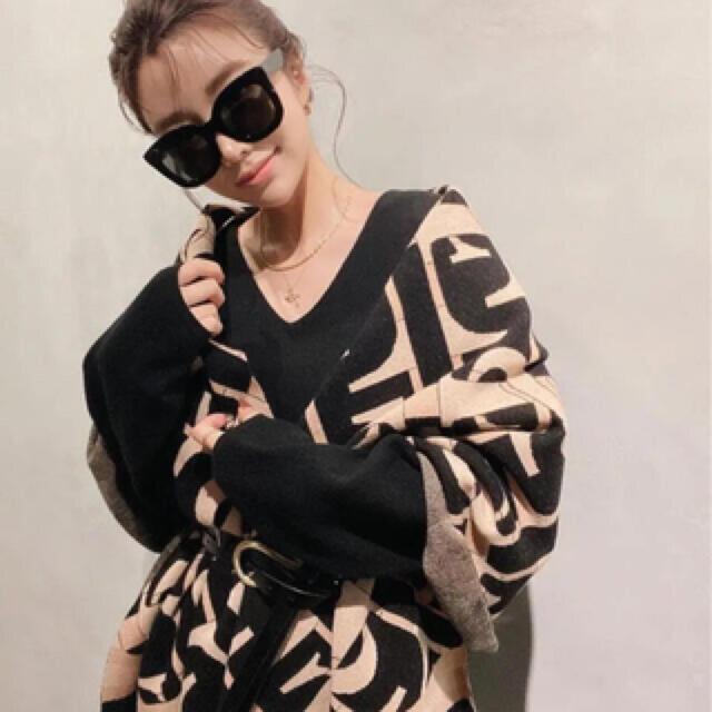 eimy istoire(エイミーイストワール)のeimy istoire ES柄 ストール レディースのファッション小物(ストール/パシュミナ)の商品写真