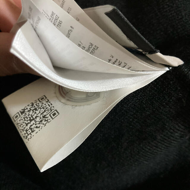 MONCLER(モンクレール)の2020AW  美品モンクレール ジーニアス ボアフリースパーカー ブラック M メンズのトップス(パーカー)の商品写真