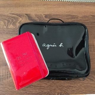 agnes b. - agnes b.  COACH トラベルポーチ カード収納