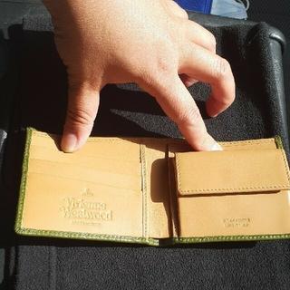 Vivienne Westwood - ヴィヴィアンウエストウッド 二つ折り財布 パスケース