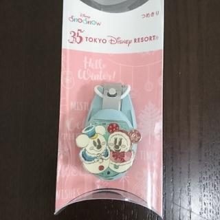ディズニー(Disney)のディズニー35周年スノースノー爪切り(爪切り)