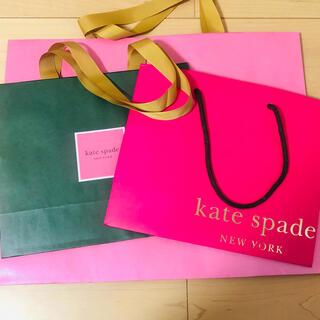 ケイトスペードニューヨーク(kate spade new york)のkate spade ショップ袋セット(ショップ袋)