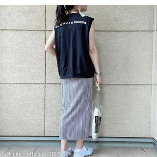 ZARA - mite プリーツスカート