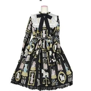 Angelic Pretty - Angelic Pretty Toys Museumワンピース黒