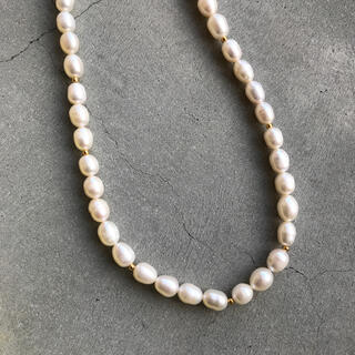プラージュ(Plage)のhandmade necklace 027(ネックレス)