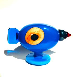 イッタラ(iittala)のイッタラ   バード アニュアル2005  Turkey Fowl (置物)