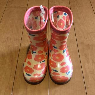 フタフタ(futafuta)のサイズ 16cm*レインブーツ*futafuta(長靴/レインシューズ)