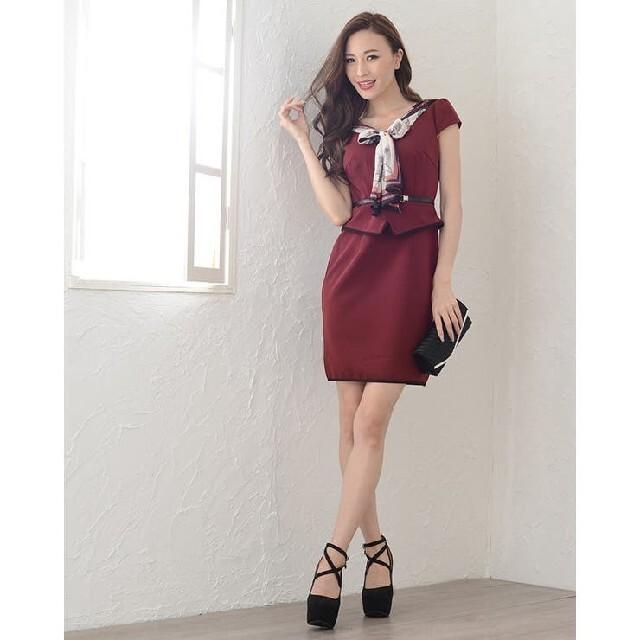 キャバドレス レディースのフォーマル/ドレス(ナイトドレス)の商品写真