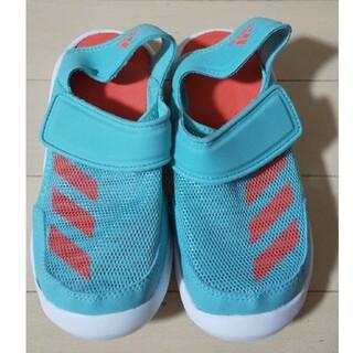 アディダス(adidas)の美品  アディダス  adidas  サンダル  20cm(サンダル)