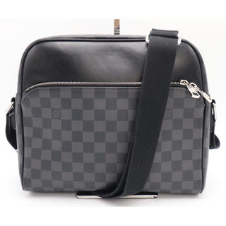 LOUIS VUITTON - ★送料無料★ LOUIS VUITTON ダミエ グラフィット デイトンPM A