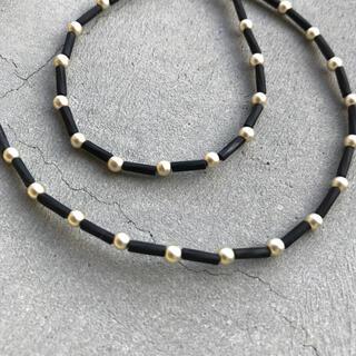 トゥデイフル(TODAYFUL)のhandmade necklace 029(ネックレス)