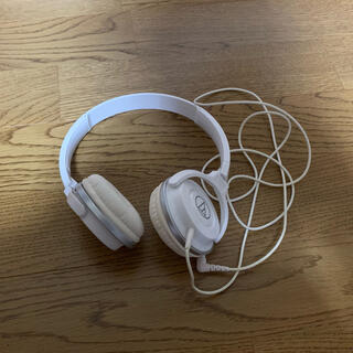 オーディオテクニカ(audio-technica)のヘッドホン(ヘッドフォン/イヤフォン)