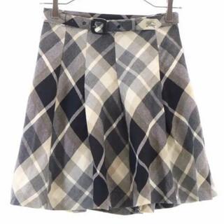 BURBERRY BLUE LABEL - Burberryスカート