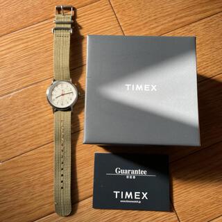 タイメックス(TIMEX)のTIMEX ウィークエンダーセントラルパーク(腕時計(アナログ))