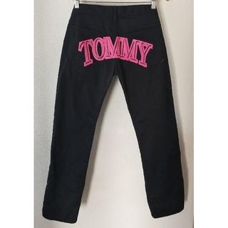 トミー(TOMMY)の専用/トミー【TOMMY】コットンパンツ チノパン ロゴバックプリント M(チノパン)