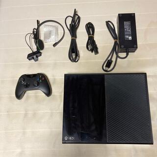 エックスボックス(Xbox)のxbox one 1TB ゲーム機本体 外箱無し(家庭用ゲーム機本体)