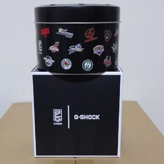 ジーショック(G-SHOCK)の【未使用】G-SHOCK B.LEAGUE DW-5600BLG21-1JR(腕時計(デジタル))