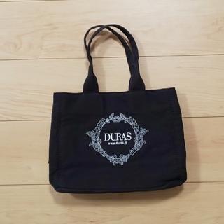 デュラス(DURAS)のDURASトートバッグ ブラック(トートバッグ)