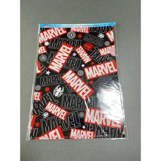 マーベル(MARVEL)のクリアファイル A4 marvel マーベル 1枚 新品未使用未開封(クリアファイル)