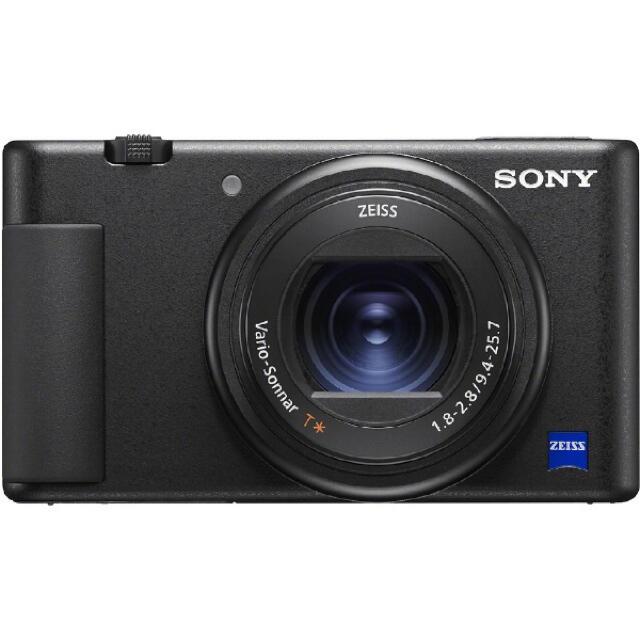 SONY(ソニー)のSONY VLOGCAM ZV-1G シューティンググリップキット 未使用新品 スマホ/家電/カメラのカメラ(コンパクトデジタルカメラ)の商品写真
